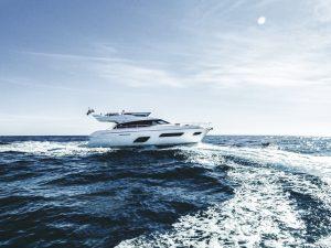 Yacht Ferretti 550